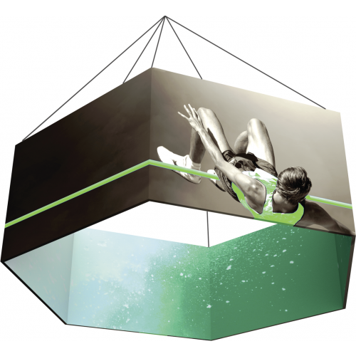 Hexagon Formulate Master 3D Hanging Structure